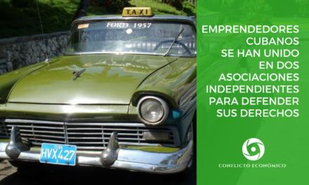 Emprendedores cubanos se han unido en dos asociaciones independientes para defender sus derechos