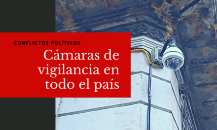 Cámaras de vigilancia en pueblos y carreteras de Cuba