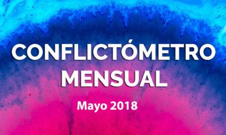 Conflictómetro cubano – Mayo 2018: TEMPORADA DE HURACANES Y CONFLICTOS