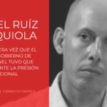 ARIEL RUIZ URQUIOLA: LA PRIMERA VEZ QUE EL NUEVO GOBIERNO DE DÍAZ CANEL TUVO QUE CEDER