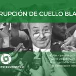 CORRUPCIÓN DE CUELLO BLANCO