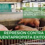 REPRESIÓN CONTRA CUENTAPROPISTA EXITOSO