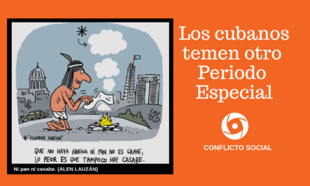 LOS CUBANOS TEMEN OTRO PERIODO ESPECIAL