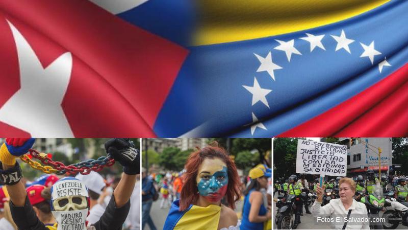 Cambio democrático en Venezuela llevará una luz de esperanza a Cuba