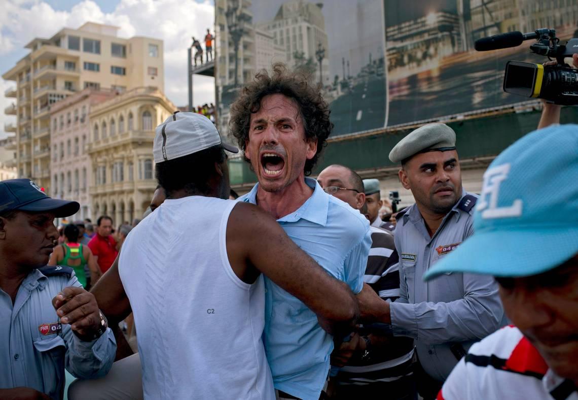 El gobierno cubano está perdido