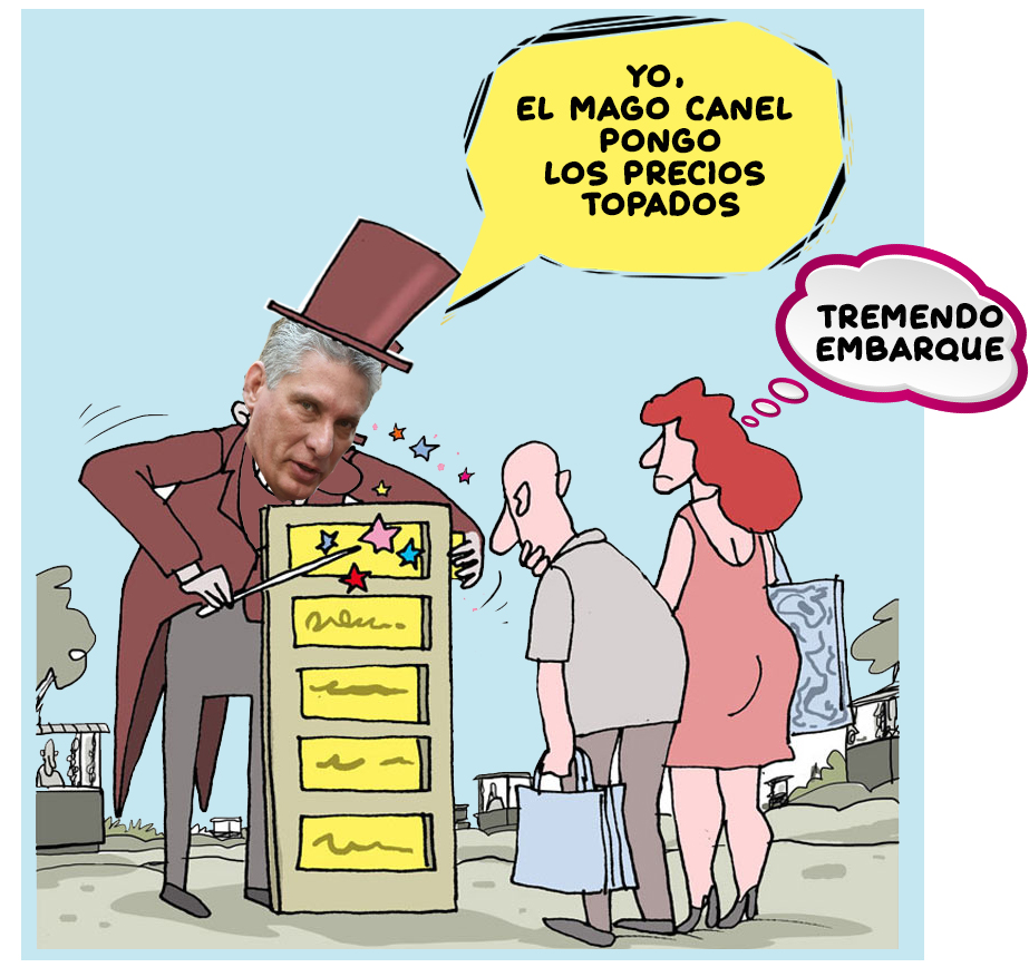 EL MAGO DIAZ CANEL