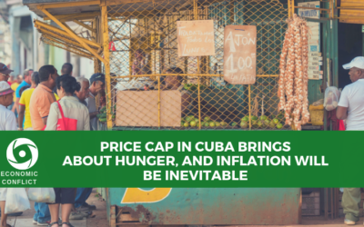Price cap in Cuba brings about hunger, and inflation will be inevitable
