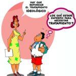 «Tratamiento ideológico» en la escuela secundaria #incompetenciarevolucionaria