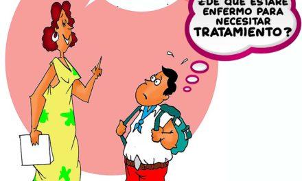 """""""Tratamiento ideológico"""" en la escuela secundaria #incompetenciarevolucionaria"""