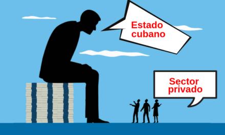 Estado versus Sector Privado: CONFLICTOMETRO AGOSTO 2019