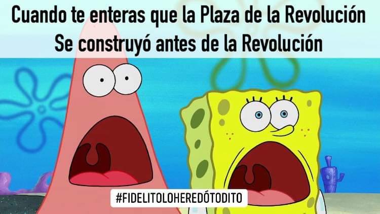 memes del socialismo cubano