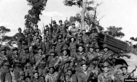 ¿Sabías que Cuba desde 1959 ha intervenido militarmente en 21 países?