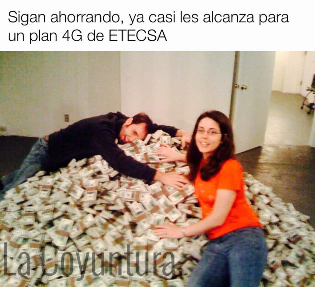 memes de Etecsa