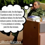 Los mejores memes de Fidel Castro