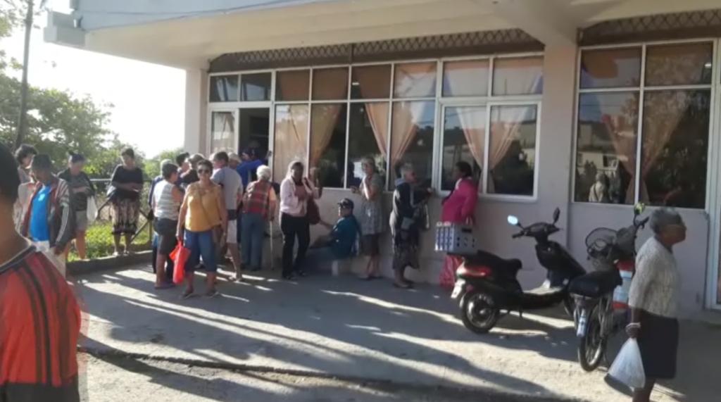 Falta de medicinas en Cuba