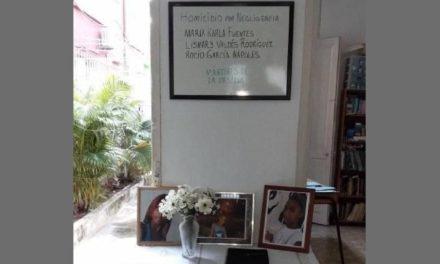 'Mártires de la desidia': activistas cubanos rinden homenaje a las niñas fallecidas