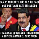 Los memes por los 15 millones de la cabeza de Maduro