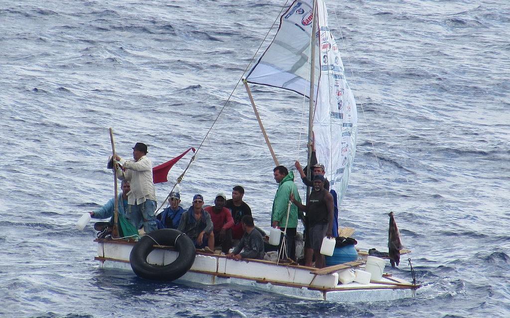 ¿Sabías que los cubanos emigran por causas políticas y no económicas?