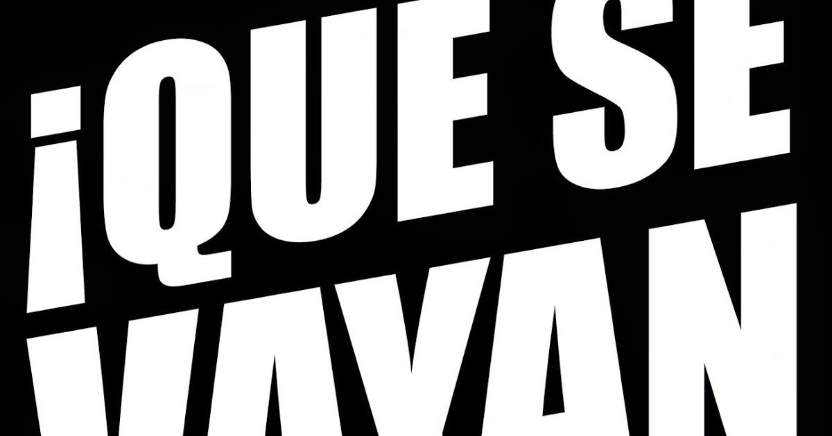 Un cubano pide al gobierno ¡que se vayan!