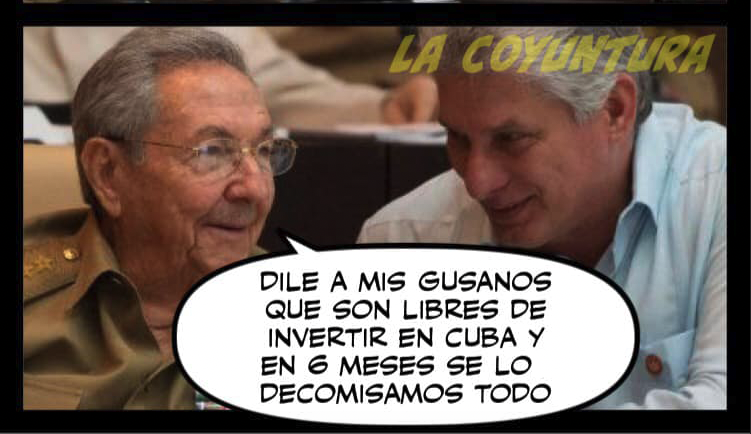 Los memes de la semana: inversiones en Cuba
