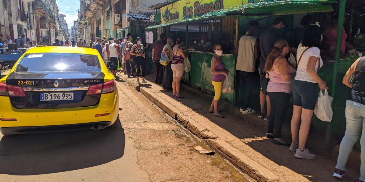 CON CUBA : ACOSO A CUENTAPROPISTAS EN TIEMPO DE COVID 19