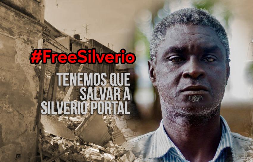 Tenemos que salvar a Silverio Portal Contreras #FreeSilverio