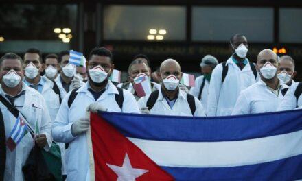 Represión contra misiones médicas cubanas