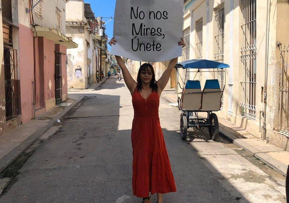#MiCartelPorLaLibertadDeCuba
