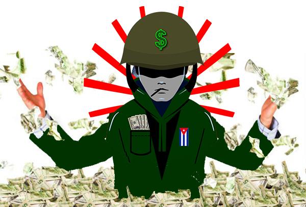 """La """"terapia de choque"""" de la mafia militar cubana"""
