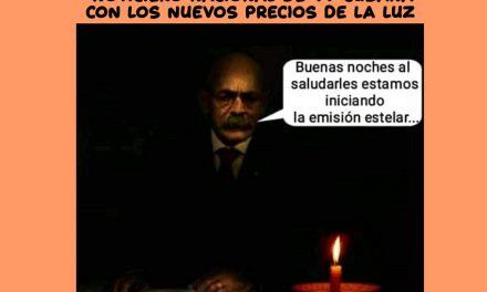 Los memes del aumento de la electricidad en Cuba