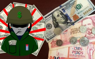 Reunificación monetaria en Cuba beneficia a militares y hunde más a cubanos de a pie