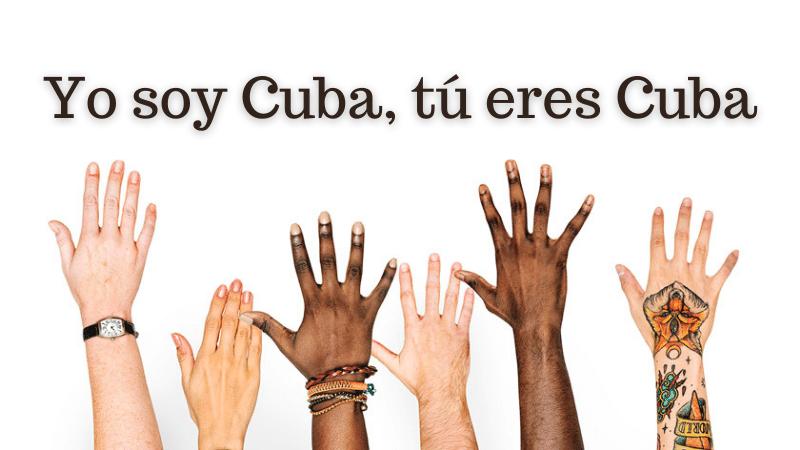 """""""¡Basta ya!"""" es hoy el grito del alma del pueblo cubano"""