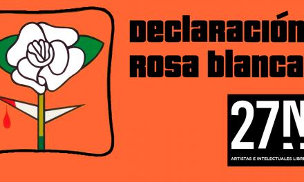 DECLARACIÓN ROSA BLANCA