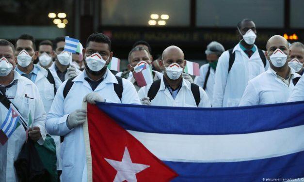 Parlamento europeo reconoce como trabajo esclavo a las misiones médicas cubanas