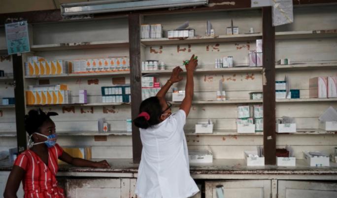 Crisis de salud en Cuba es cada vez más grave